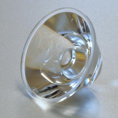 Spotová čočka pro LED - 56mm