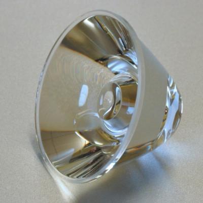 Spotová čočka pro LED - průměr 70 mm