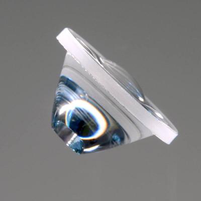 Čočka pro malé LED, vyzařovací úhel 20°